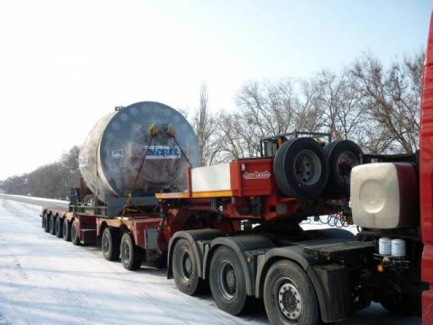 Турбина для Цимлянской ГЭС