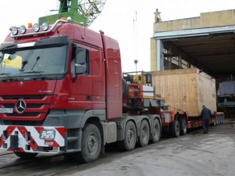 Оборудование для Воронежской ТЭЦ-1