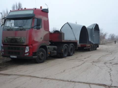 Доставка оборудования в г. Старый Оскол
