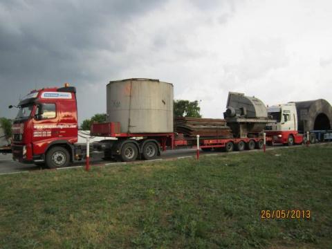 Перевозка сахорного завода в Липецкую область