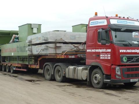 Доставка грузов в г. Балаково