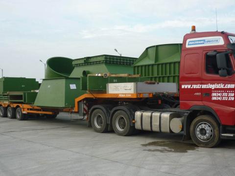 Оборудование для Нововоронежской АЭС