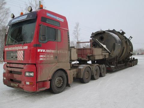 Волгодонск - Новокузнецк